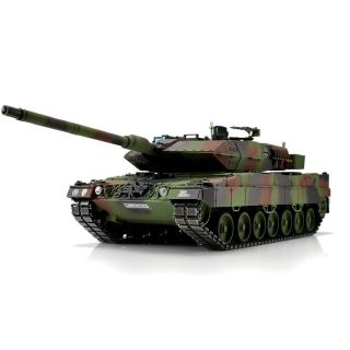 TORRO tank PRO 1/16 RC Leopard 2A6 NATO kamufláž - infra IR