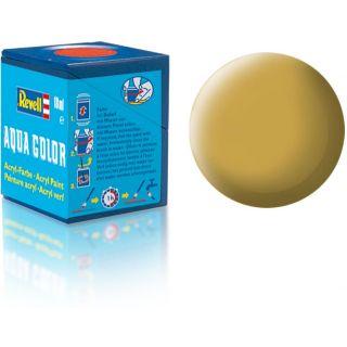 Farba Revell akrylová - 36116: matná pieskovo žltá (sandy yellow mat)