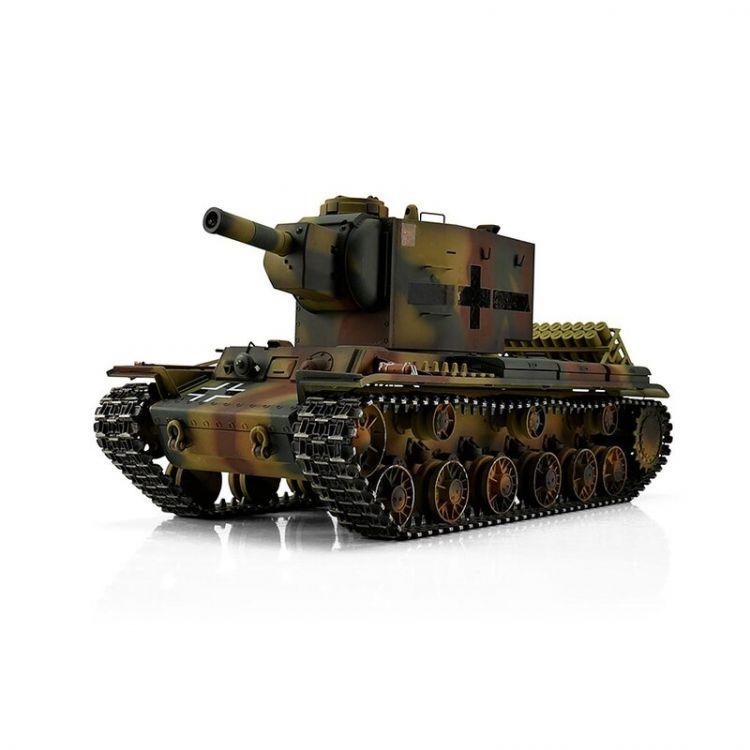 TORRO tank PRO 1/16 RC KV-2 754 (r) kamufláž - Infra IR
