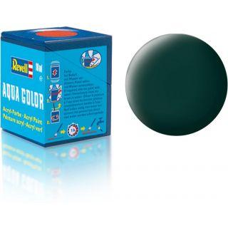 Farba Revell akrylová - 36140: matná čiernozelená (black-green mat)