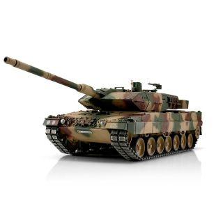 TORRO tank PRO1/16 RC Leopard 2A6 kamufláž - Airsoft