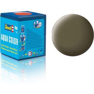 Farba Revell akrylová - 36146: matná olivová NATO (nato olive mat)