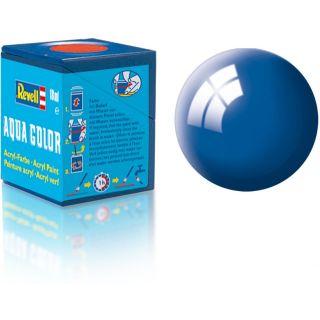Farba Revell akrylová - 36152: lesklá modrá (blue gloss)