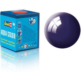 Farba Revell akrylová - 36154: lesklá nočná modrá (night blue gloss)