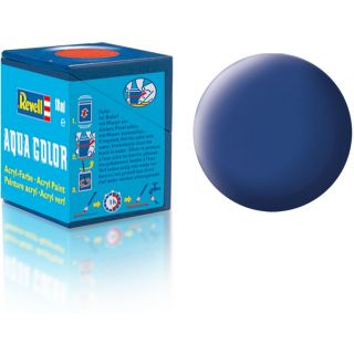Farba Revell akrylová - 36156: matná modrá (blue mat)
