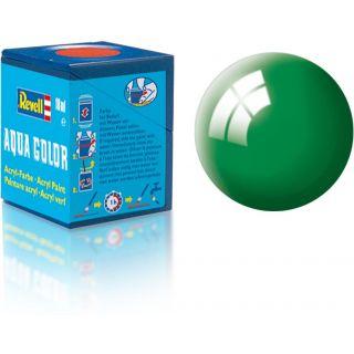 Farba Revell akrylová - 36161: lesklá smaragdovo zelená (emerald green gloss)