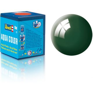 Farba Revell akrylová - 36162: leská zelenomodrá (sea green gloss)