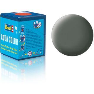 Farba Revell akrylová - 36166: matná olivovo šedá (olive grey mat)