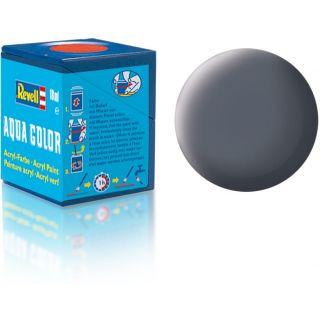 Farba Revell akrylová - 36177: matná sivá prachová (dust grey mat)