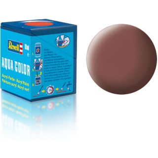 Farba Revell akrylová - 36183: matná hrdzavá (rust mat)