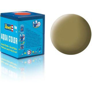 Farba Revell akrylová - 36186: matná olivovo hnedá (olive brown mat)