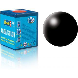 Farba Revell akrylová - 36302: hodvábna čierna (black silk)