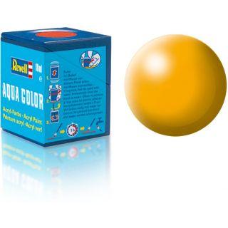Farba Revell akrylová - 36310: hodvábna žltá (yellow silk)