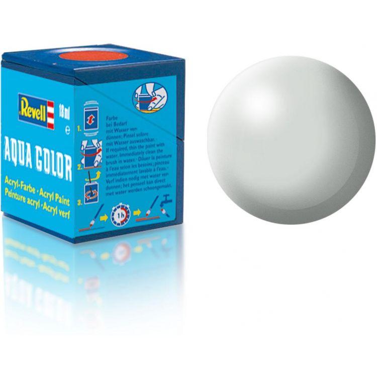 Barva Revell akrylová - 36371: hedvábná světle šedá (light grey silk)
