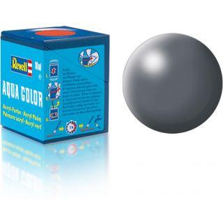 Farba Revell akrylová - 36378: hodvábna tmavo šedá (dark grey silk)
