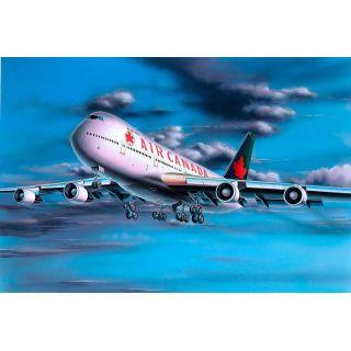 Plastic ModelKit lietadlo 04210 - Boeing 747-200 Air Canada (1: 390)