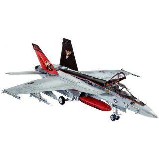 Plastic ModelKit lietadlo 03997 - F / A-18 E Super Hornet (1: 144)