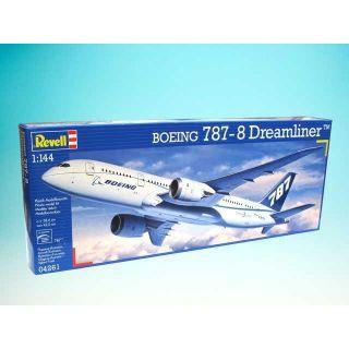 Plastic ModelKit lietadlo 04261 - Boeing 787 Dreamliner (1: 144)