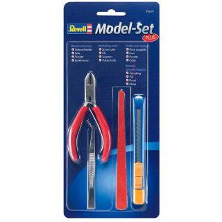 Model Set Plus Assembly 29619 - sada nářadí pro modeláře