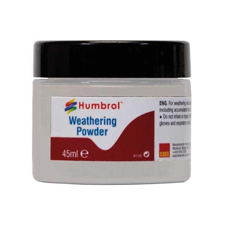Humbrol Weathering Powder White AV0012 - pigment pro efekty 45ml
