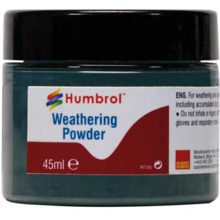 Humbrol Weathering Powder Smoke AV0014 - pigment pro efekty 45ml