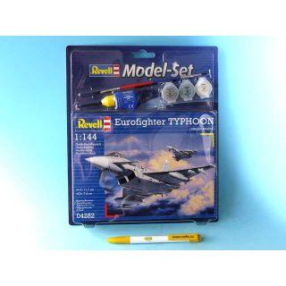 ModelSet letadlo 64282 - Eurofighter Typhoon (1:144)