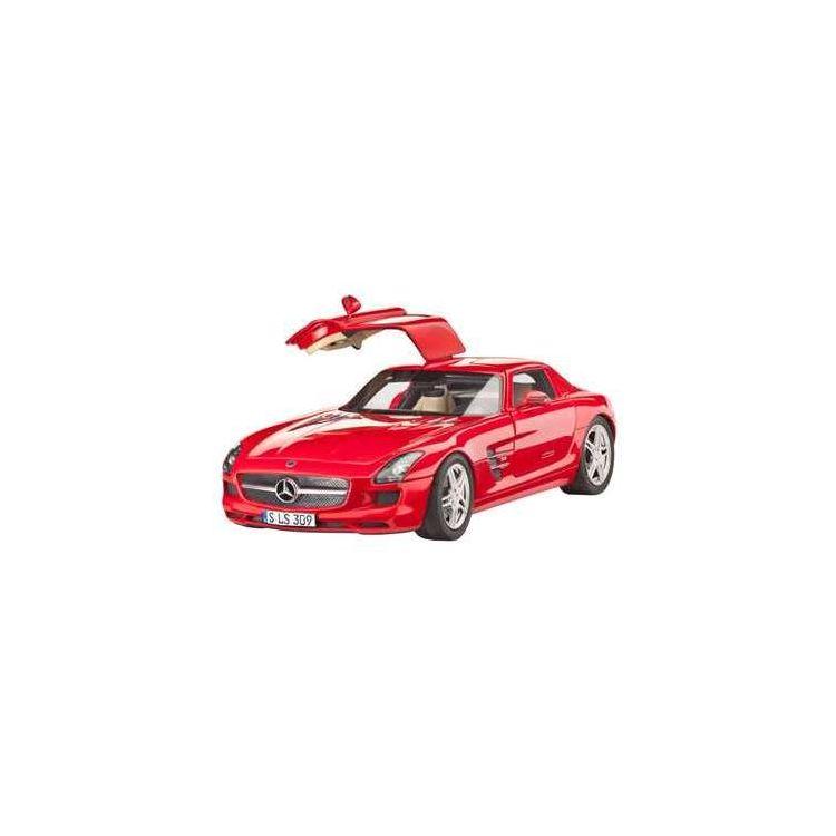 ModelSet auto 67100 - Mercedes SLS AMG (1:24)
