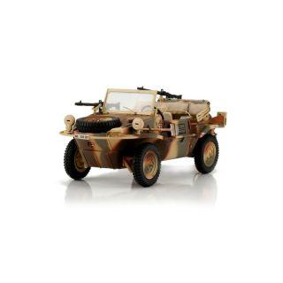 1/16 RC VW Schwimmwagen T166 - vícebarevná kamufláž