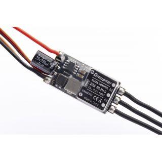 ULTRA 20A BL HELI SBEC 2-4S regulátor, s XT-30 a SH servokonektorem