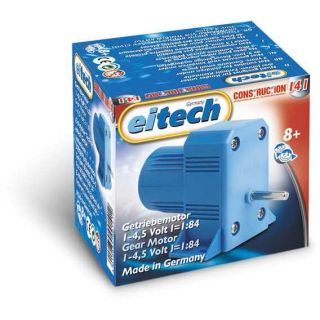 EITECH Supplement Box - C141 Gearmotor 4,5V, i , 1:84