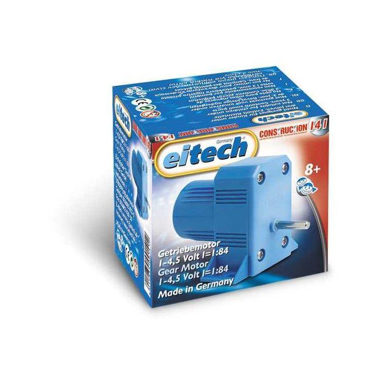 EITECH Supplement Box - C141 Gearmotor 4,5V, i , 1:84