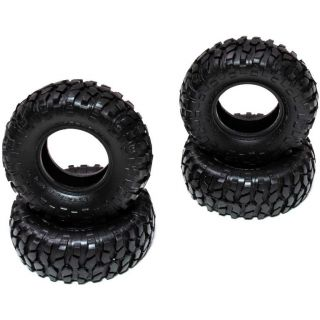 "Axial pneu 1.0"" BFGoodrich Krawler T/A (4): SCX24"