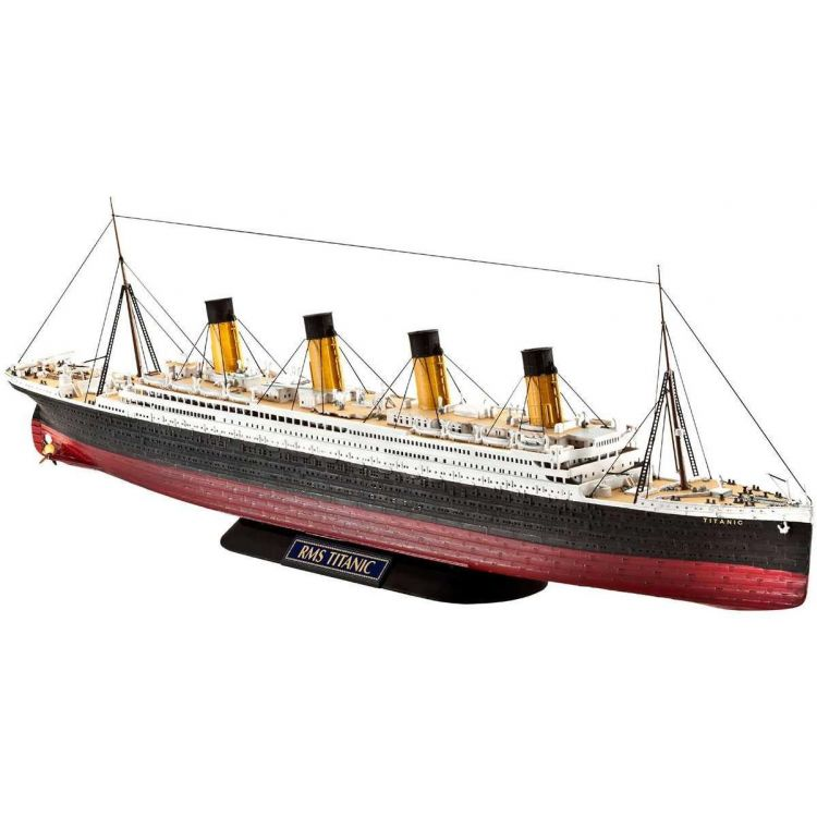 Plastic ModelKit loď 05210 - R.M.S. TITANIC (1:700)