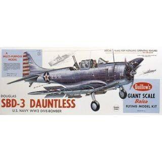SBD-3 Dauntless (794mm)