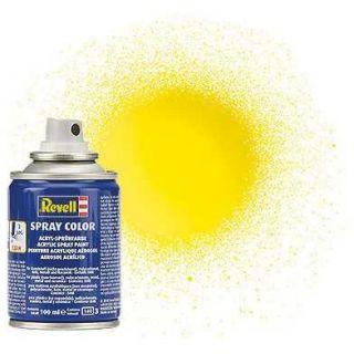 Barva Revell ve spreji - 34112: leská žlutá (yellow gloss)