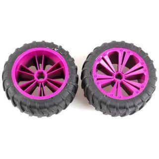 REVELL - REVELLUTIONS (47033) - Set 2x Wheel for Monster, lilac