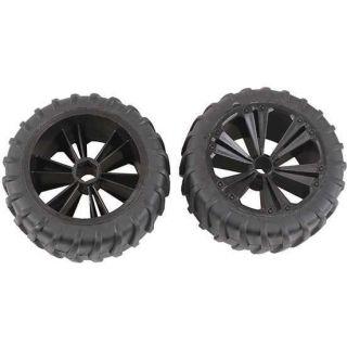 REVELL - REVELLUTIONS (47209) - Set 2x Wheel for Monster, black