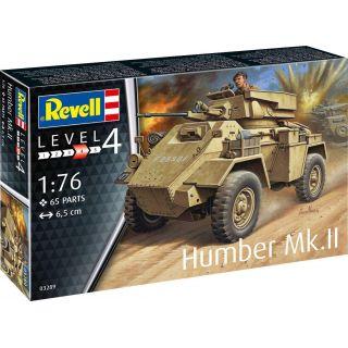Plastic ModelKit military 03289 - Humber Mk.II (1:76)