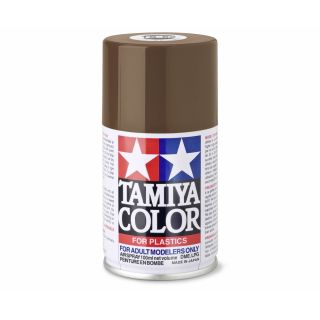 85062 TS 62 NATO Brown Tamiya Color 100ml (Acrylic Spray Paint)