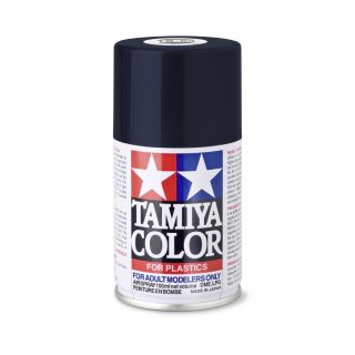 85064 TS 64 Dark Mica Blue Tamiya Color 100ml (Acrylic Spray Paint)