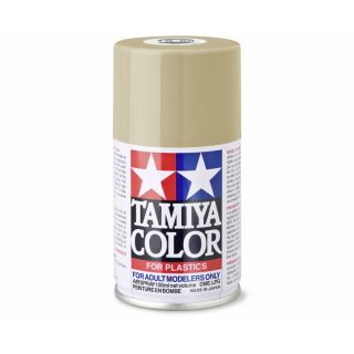 85068 TS 68 Wooden Deck Tan Tamiya Color 100ml (Acrylic Spray Paint)