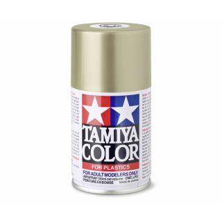85075 TS 75 Champagne Gold Tamiya Color 100ml (Acrylic Spray Paint)
