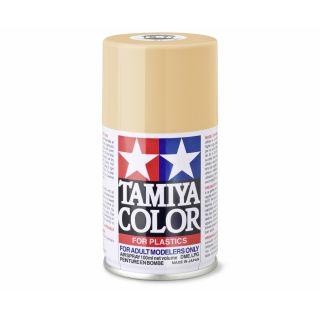 85077 TS 77 Flat Flesh 2 Tamiya Color 100ml (Acrylic Spray Paint)