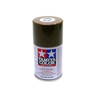 85090 TS 90 JGSDF Brown Tamiya Color 100ml (Acrylic Spray Paint)