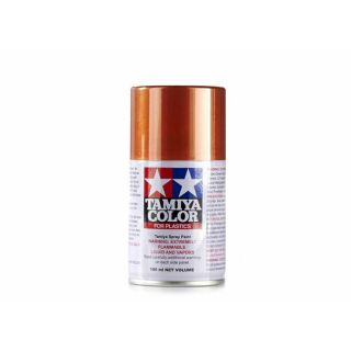 85092 TS 92 Metallic Orange Tamiya Color 100ml (Acrylic Spray Paint)