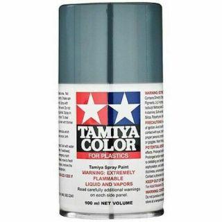 85099 TS 99 IJN Gray (Maizuru A.) Flat Tamiya Color 100ml (Acrylic Spray Paint)