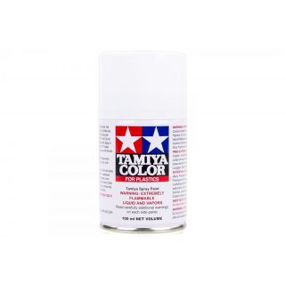 85101 TS 101 Base White Tamiya Color 100ml (Acrylic Spray Paint)