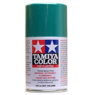 85102 TS 102 Cobalt Green gloss Tamiya Color 100ml (Acrylic Spray Paint)