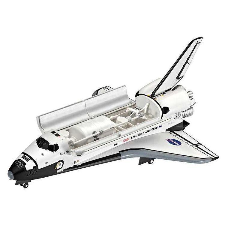 Plastic ModelKit vesmír 04544 - Space Shuttle Atlantis (1:144)