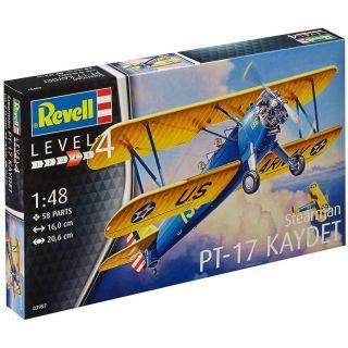 Plastic ModelKit letadlo 03957 - Stearman P-17 Kaydet (1:48)